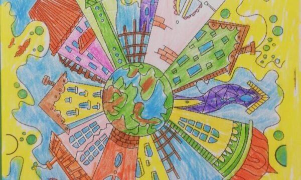 Quaderno di geografia classe terza 2020/21